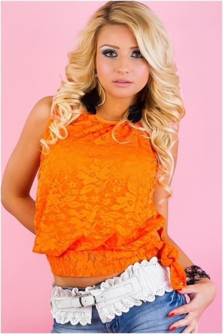 Oranžinė palaidinė