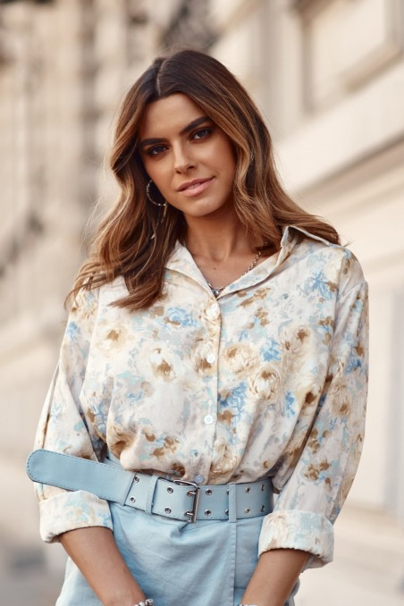 Margi moteriški marškiniai