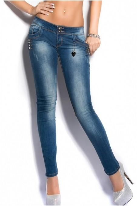Mėlyni džinsai